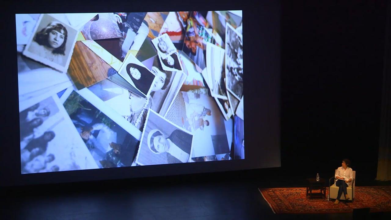 Monica Haller Artist Talk – LOOK3 2015