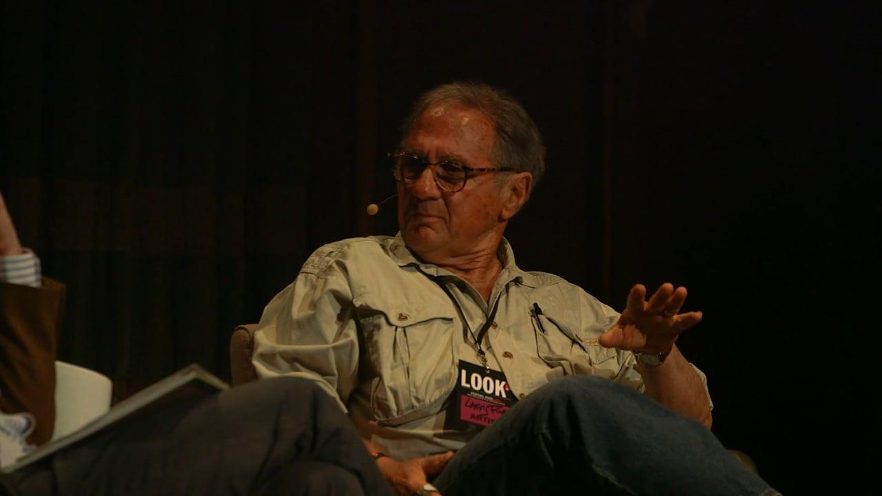 Larry Fink Artist Talk – LOOK3 2015