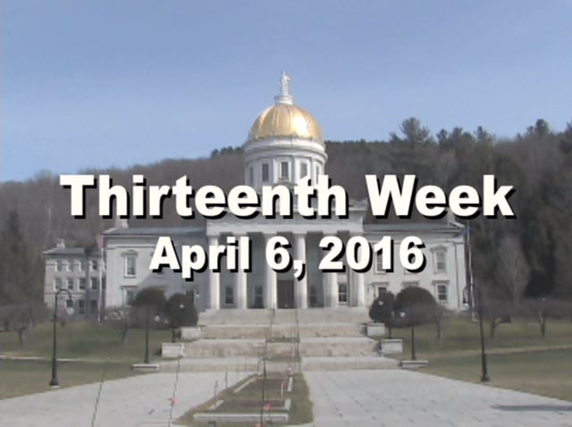 Under The Golden Dome 2016 Week 13