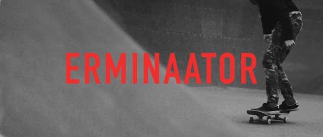 ERMINAATOR | MEELIS ERM