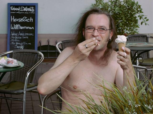 Nibelungen - Behind The Scenes (Ice Cream)