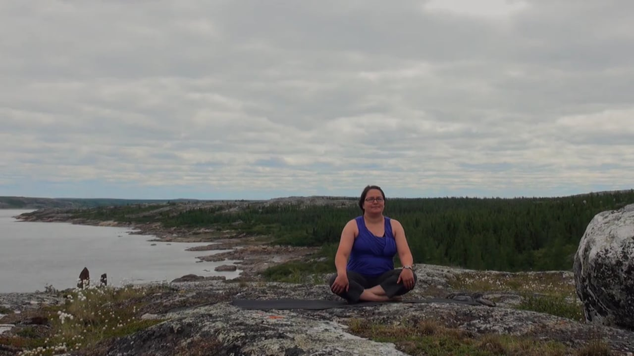 Nunavik Yoga DVD – Journey to the Inside (41 minutes)