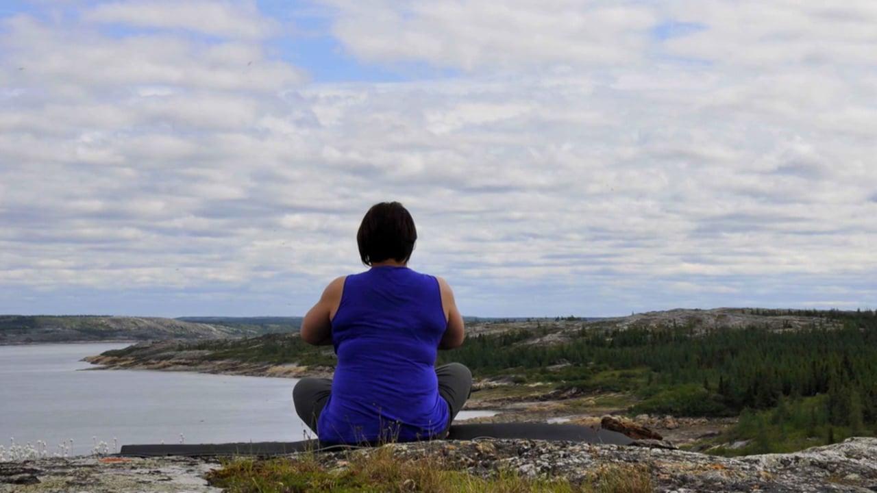 Nunavik Yoga DVD – Instructional (37 minutes)