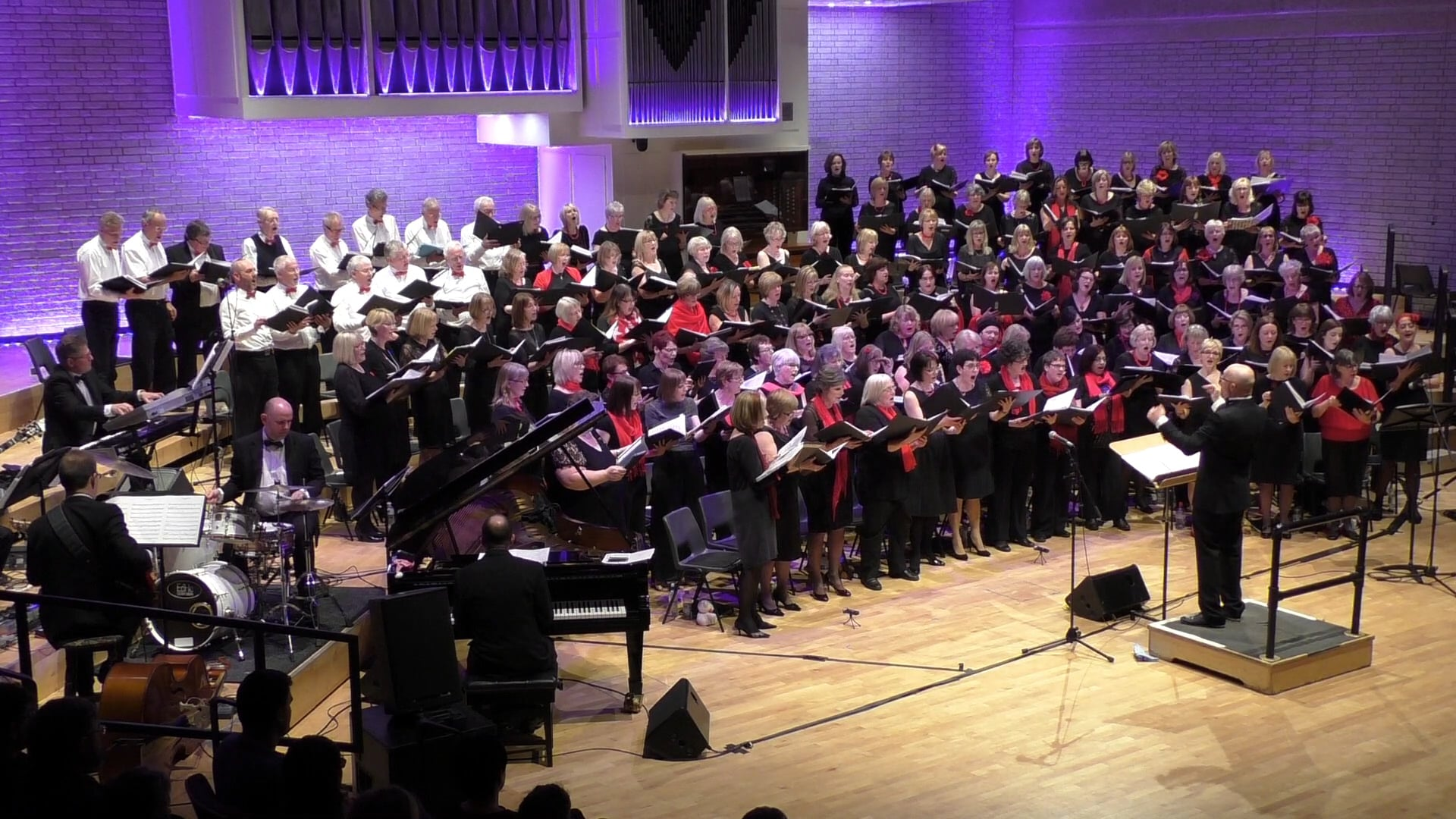 Magic Voices Live at the Royal Northern College of Music