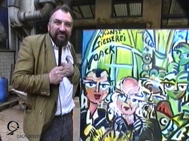 Christophe Bouchet: Revolution