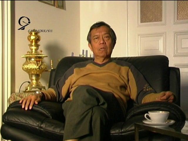 Xing-Hu Kuo: Isolation & Folter