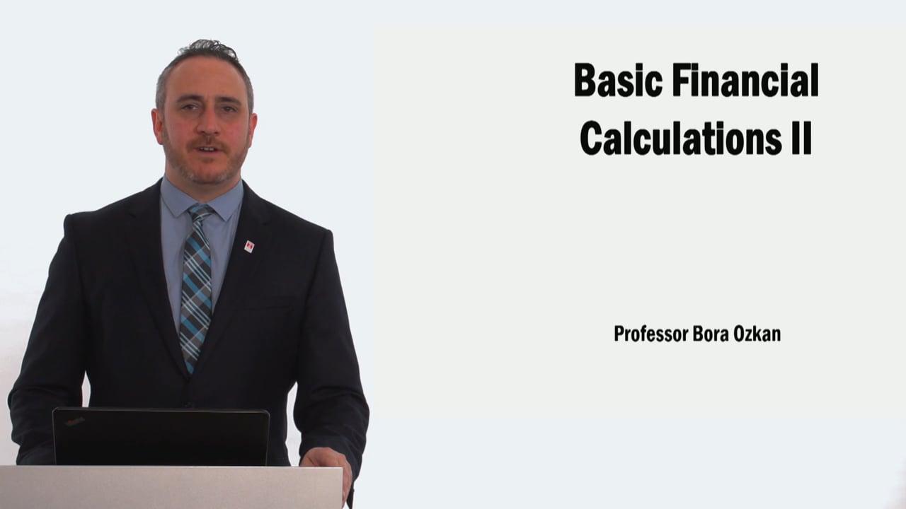 58918Basic Financial Calculation – pt.2