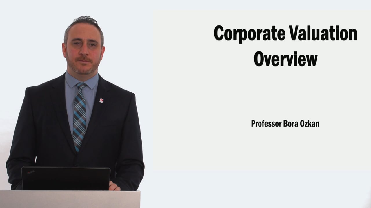 58915Corporate Valuation Overview