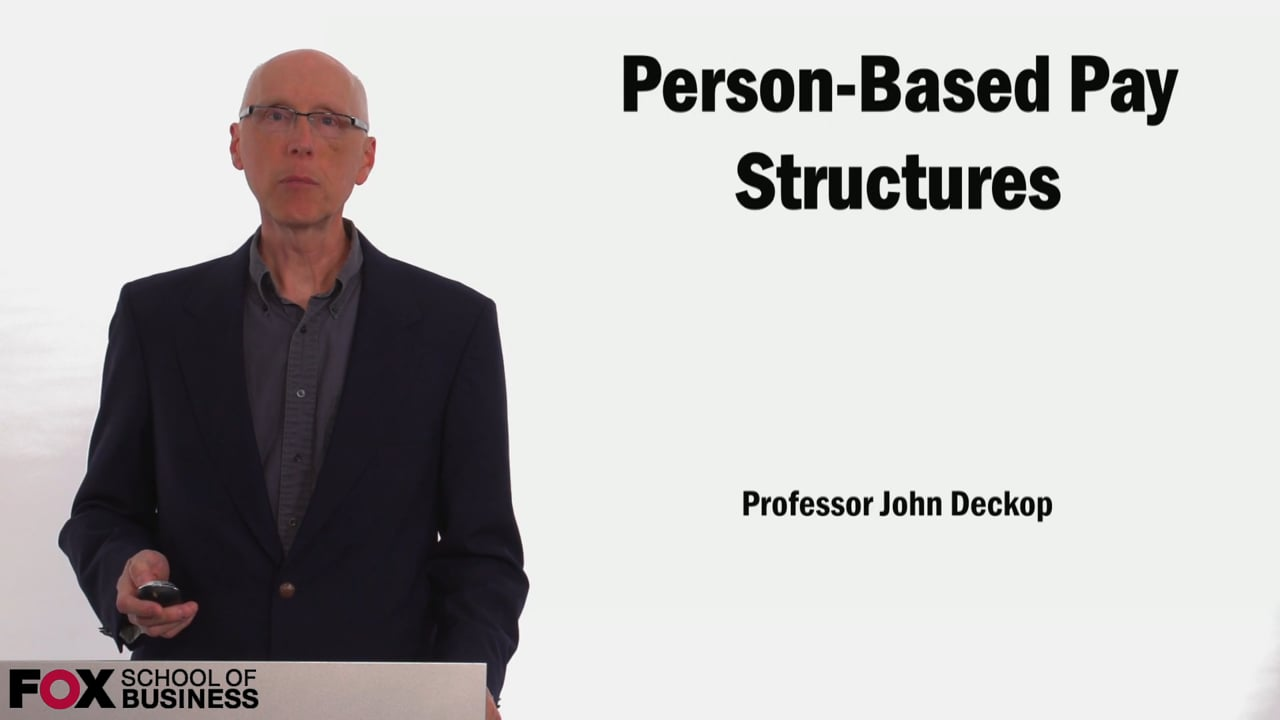 58894Person-Based Pay Structures