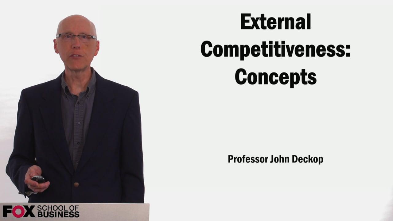 58898External Competitiveness Concepts