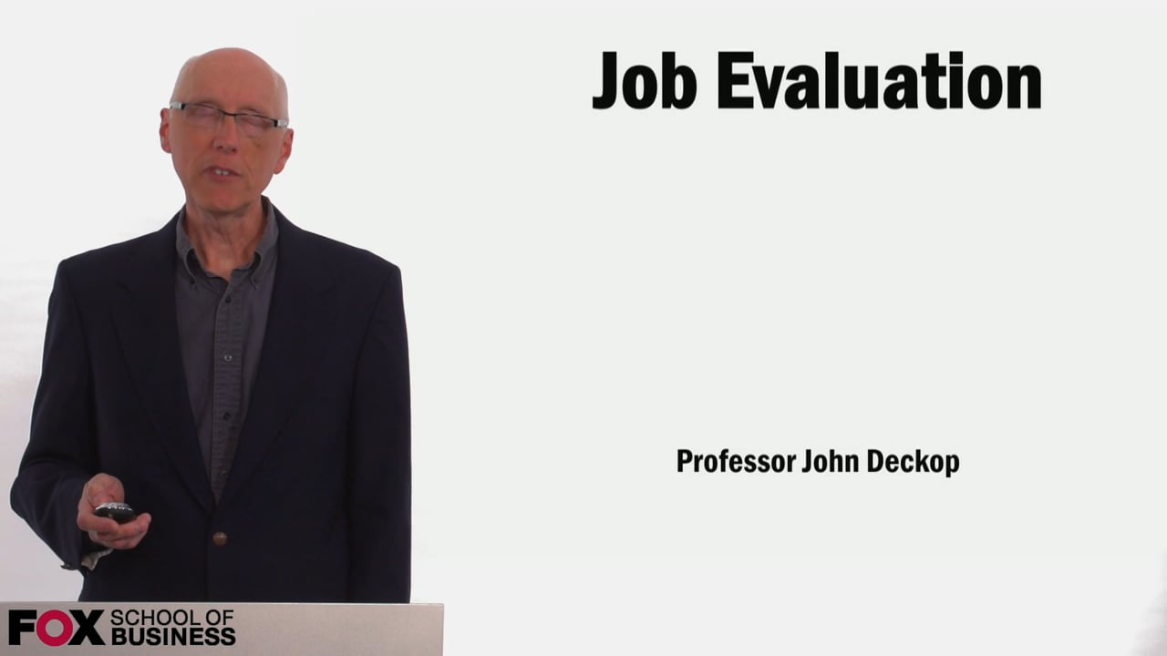 58893Job Evaluation