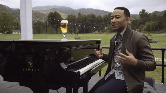 "Stella Artois - ""E"" for Entertain with John Legend"