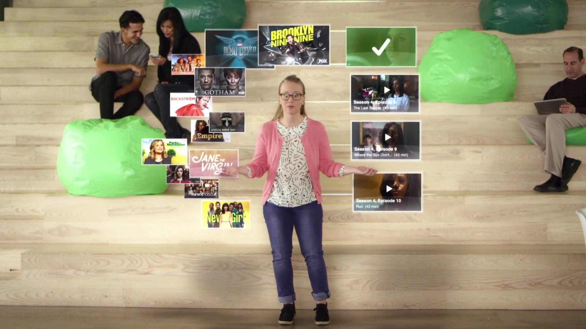 Hulu Watchlist Intro