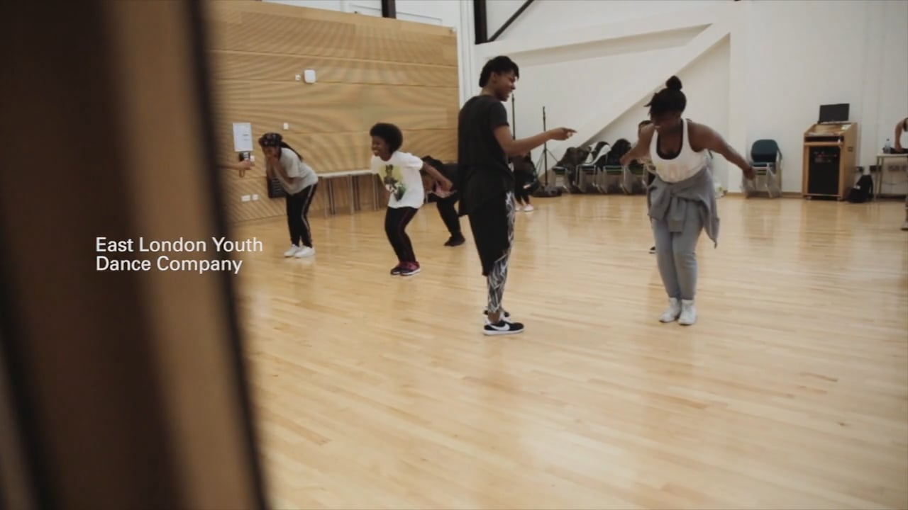 Introducing East London Youth Dance Company