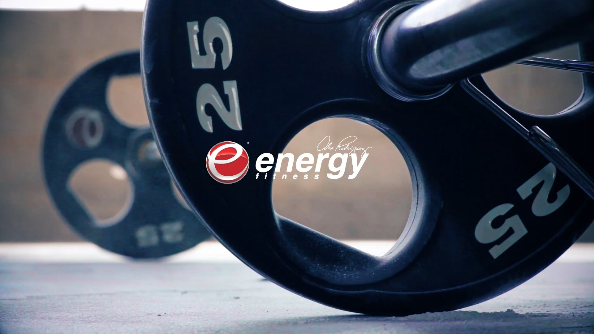 ENERGY FITNESS 2016: BARBELL WORKOUT