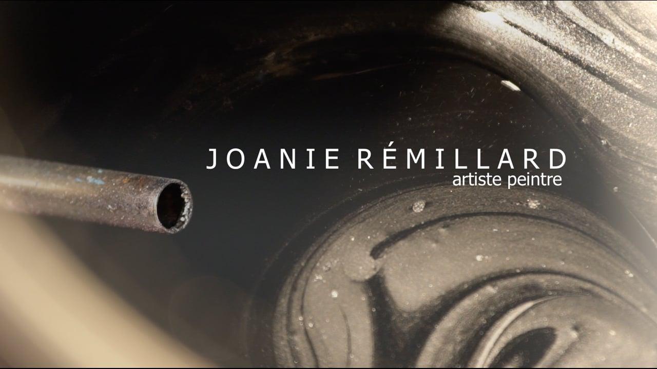 JOANIE RÉMILLARD - The art of painting