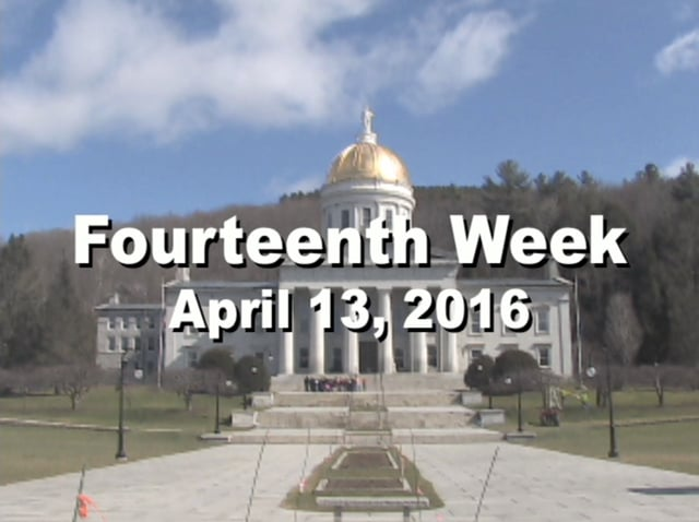 Under The Golden Dome 2016 Week 14