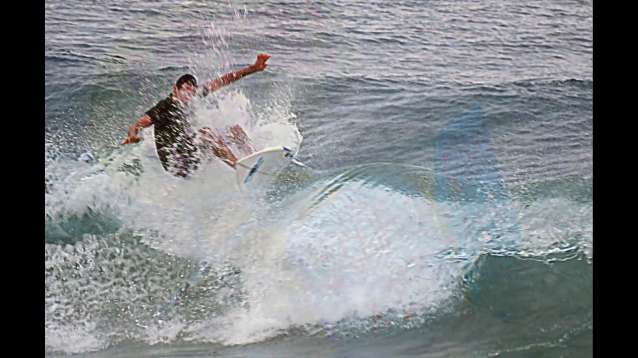 Mole Surf Session 14 Avril 2016