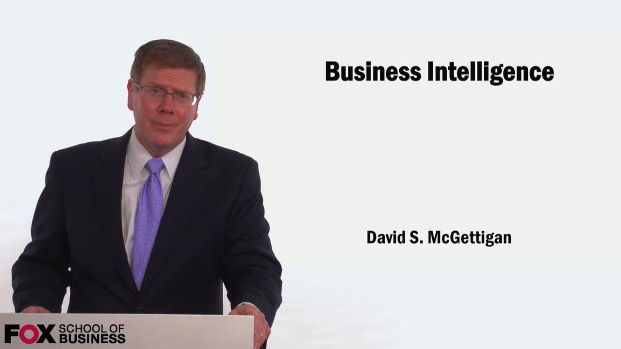 58909Business Intelligence