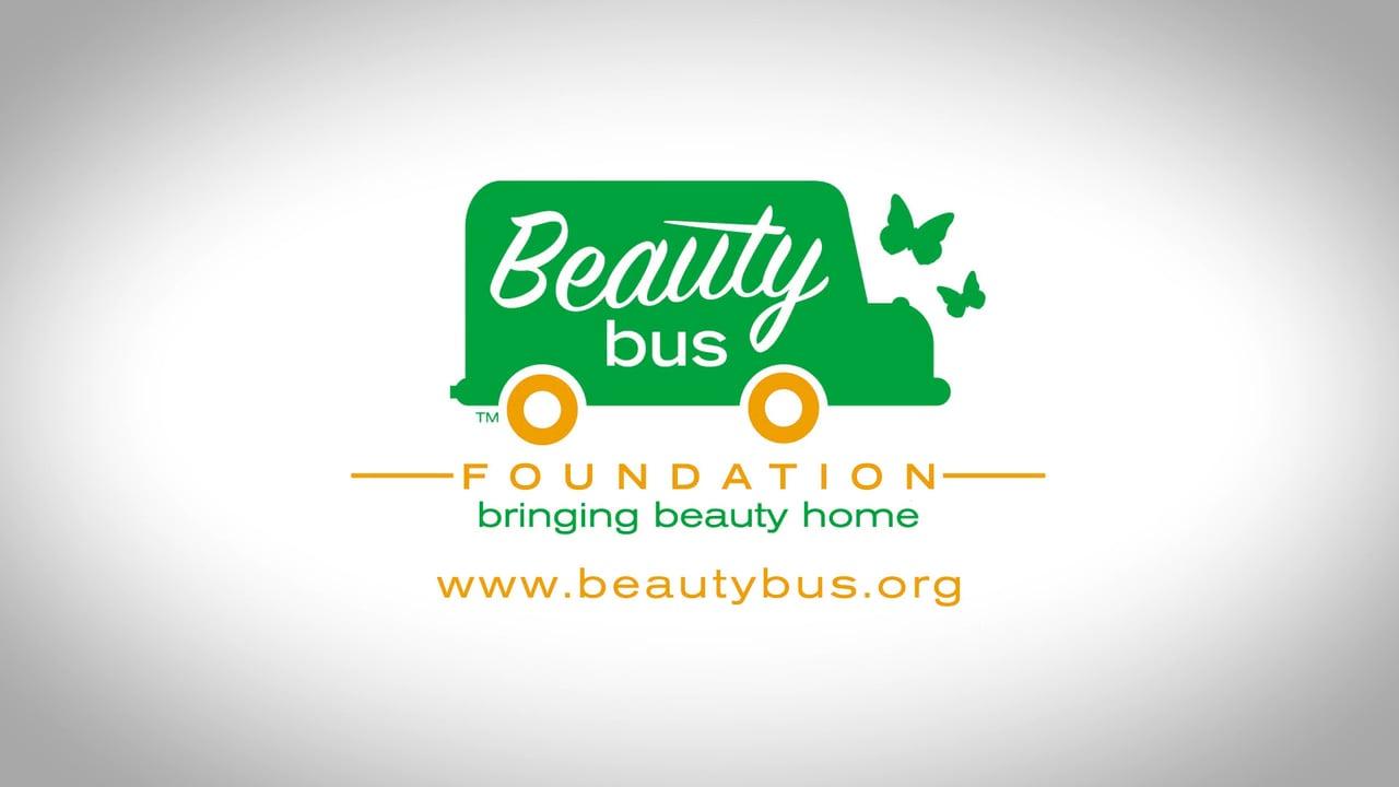 Beauty Bus at the Mattel Children's Hospital UCLA