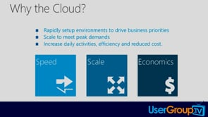 Introduction to Azure and cloud