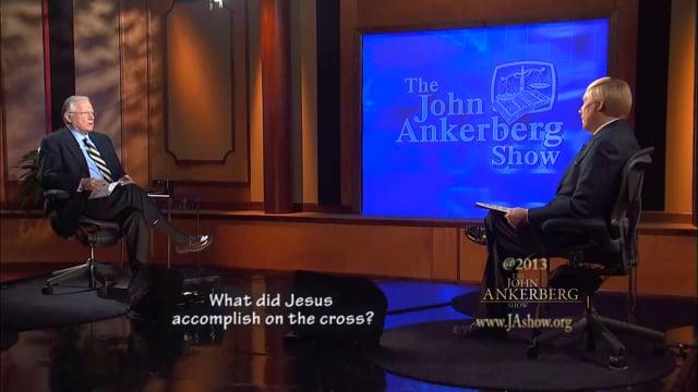 What did Jesus accomplish on the cross?