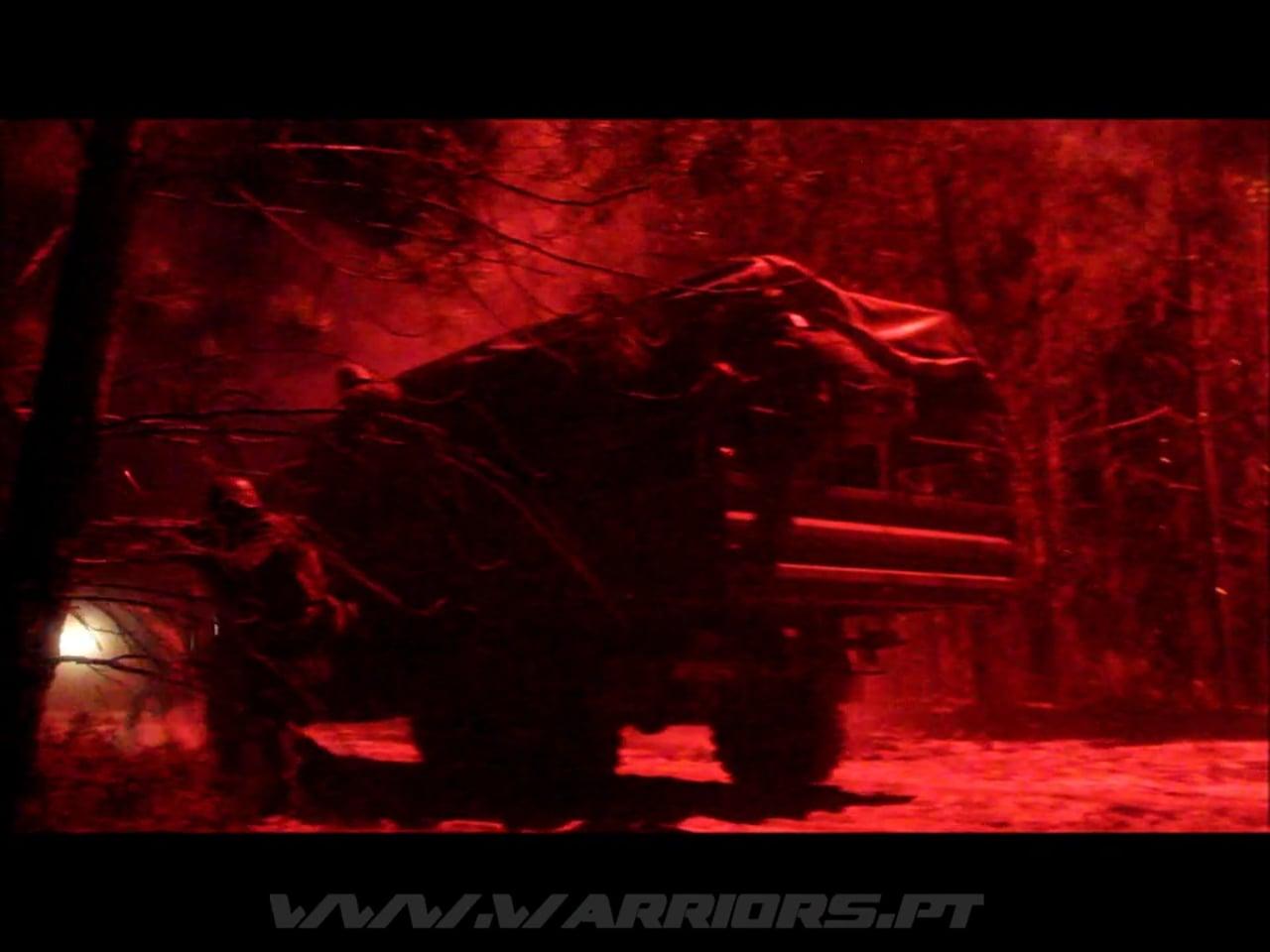 Fuzileiros Portugueses - Night Ambush