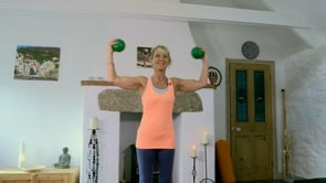 Pilates Exercise - The Plank