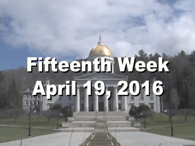 Under The Golden Dome 2016 Week 15