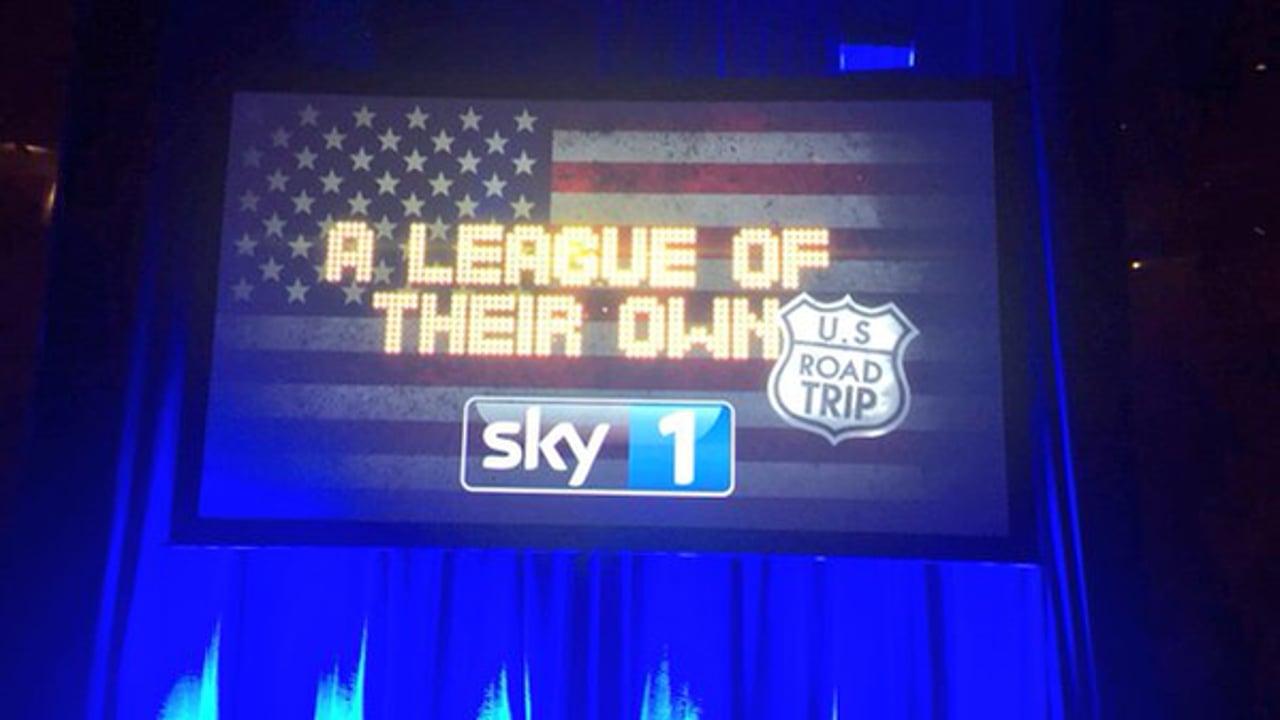 A League of Their Own: US Road Trip