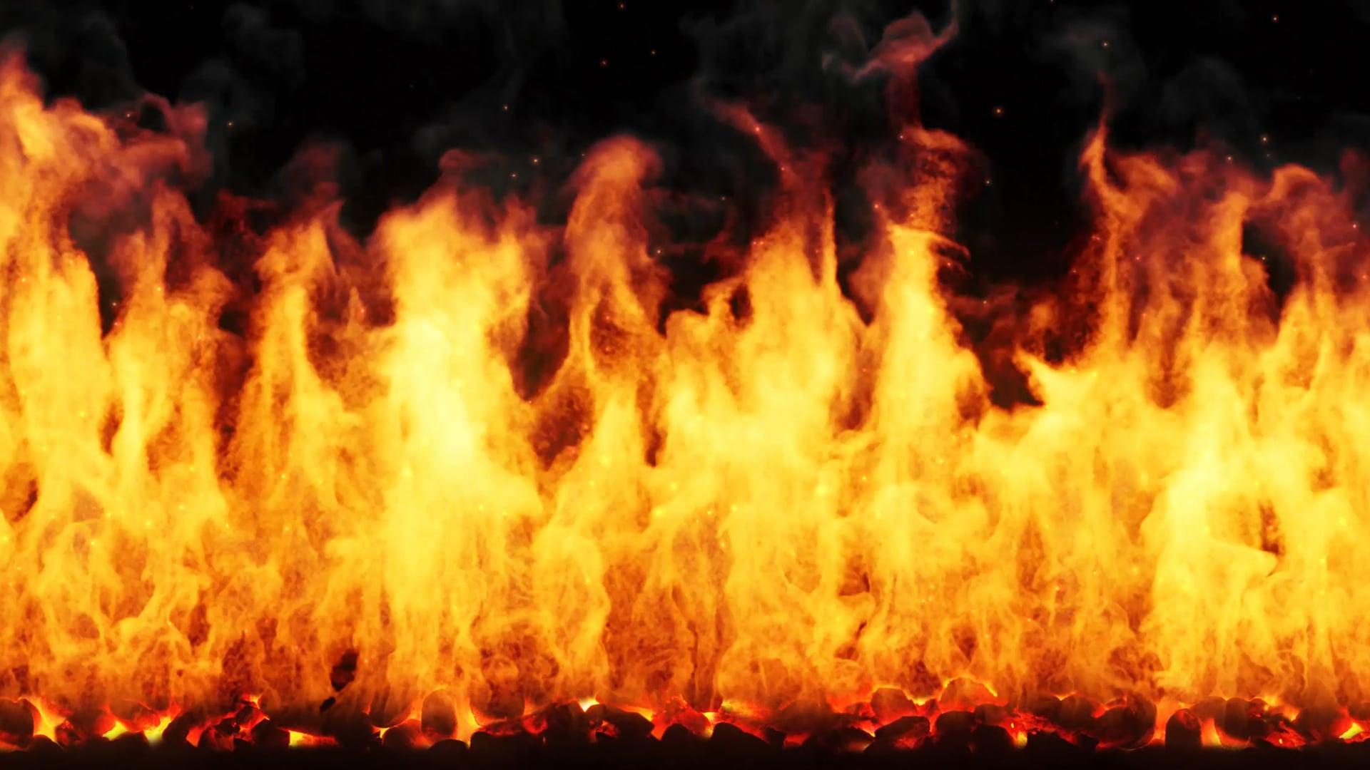 Fire (LightWave, TFD and Octane)