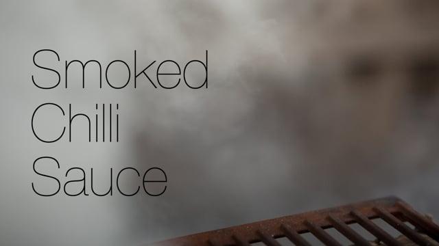 Hogyan készíthetsz füstölt chili szószt?