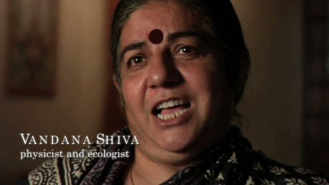 Vandana Shiva Part 5