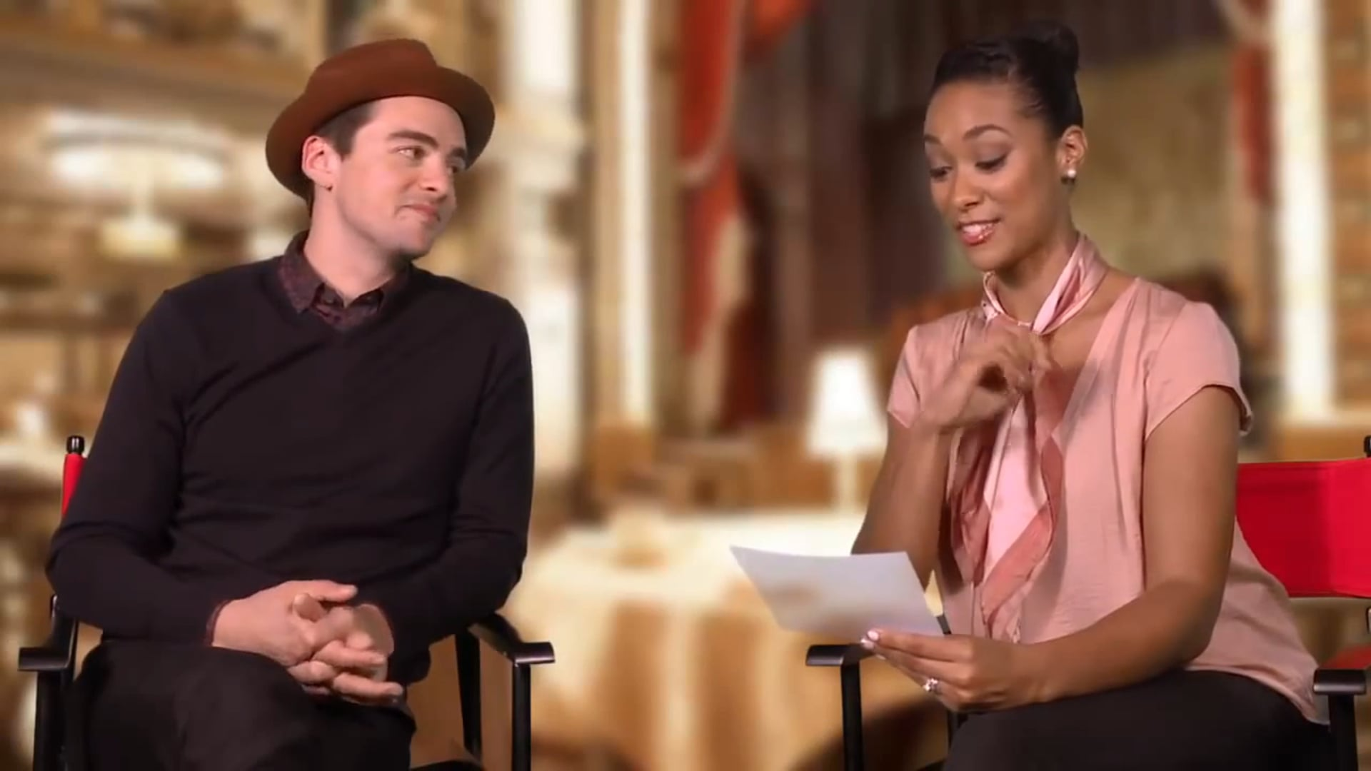 Can actor Vincent Piazza tell the difference between a muppet and a mobster?