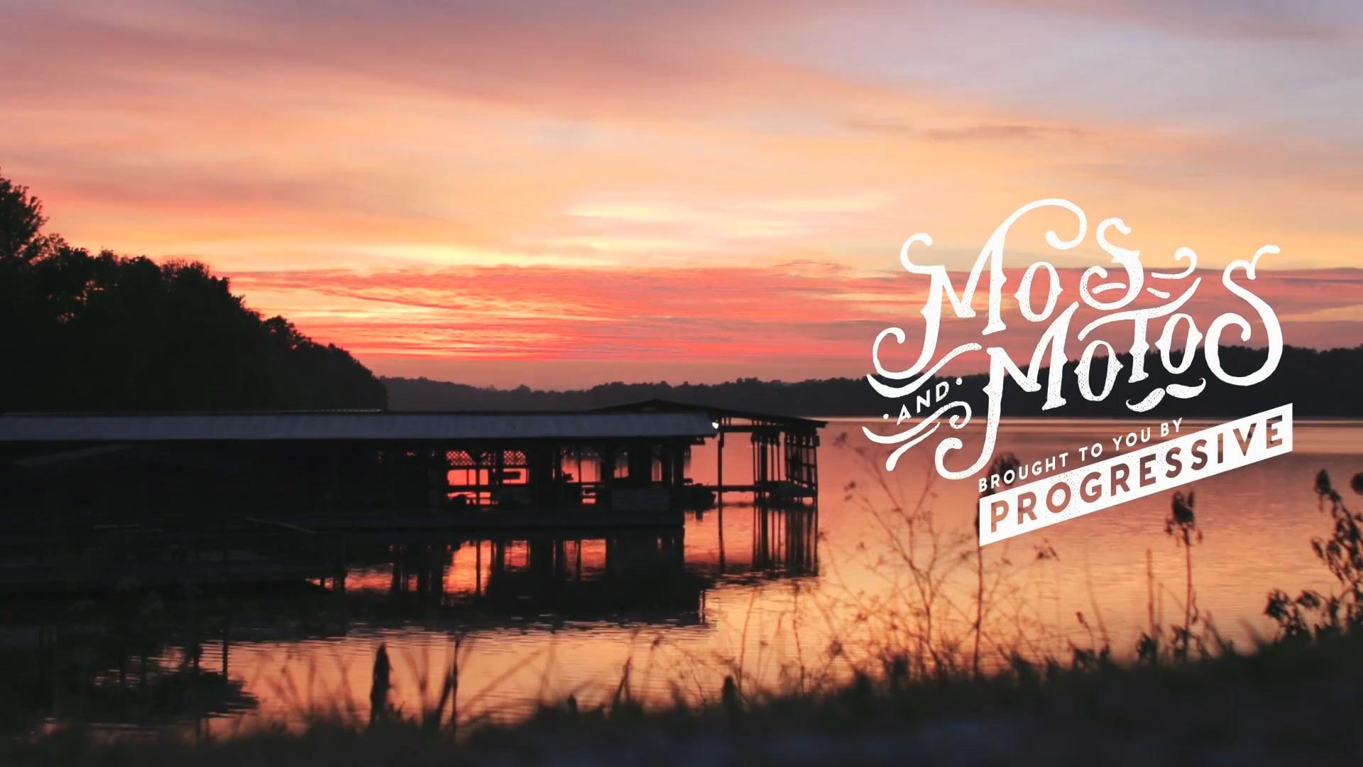 Mos and Motos—Riding Unplugged w/ Donovan Golden
