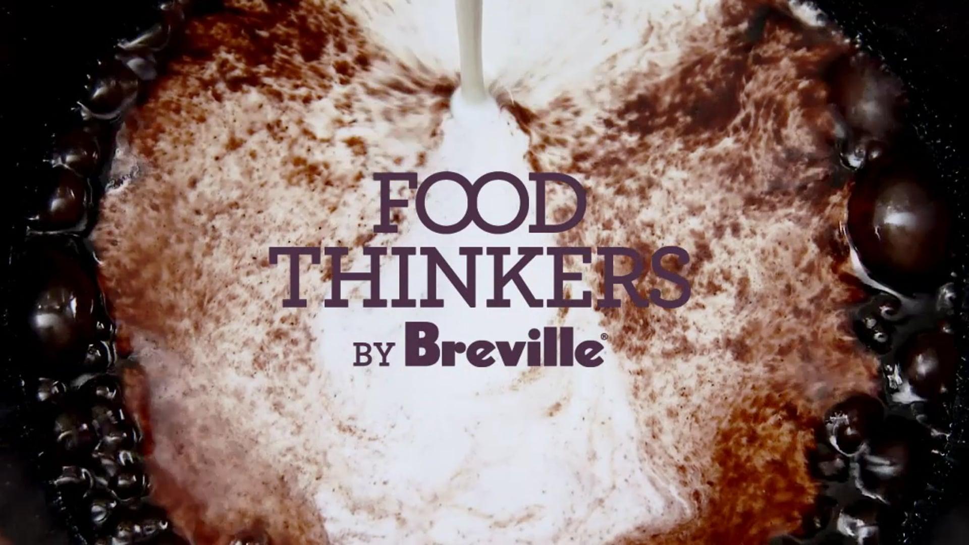 Heston for Breville- waffles