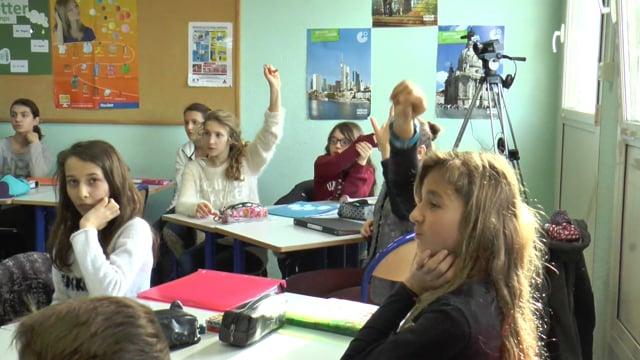 Différenciation en allemand (collège)