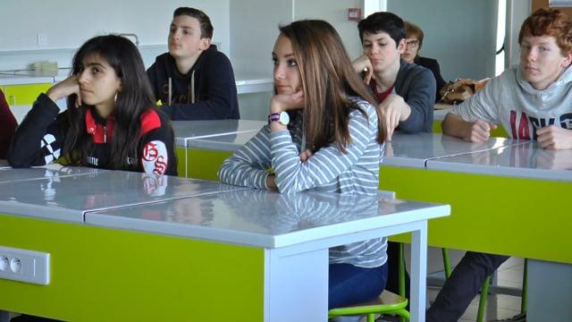 Espagnol et sciences physiques et chimiques : un projet interdisciplinaire au collège.