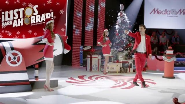 """Media Markt  - """"Navidad"""" 2014-2015 / Media Markt - """"Christmas"""" 2014-2015"""