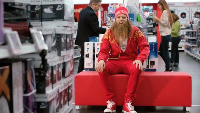 """Media Markt - """"Navidad New Santa"""" / Media Markt - """"Christmas New Santa"""""""