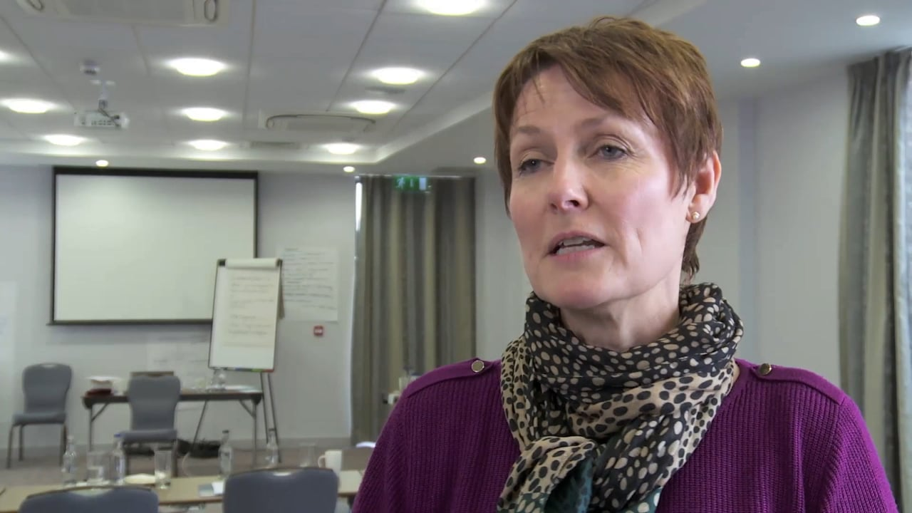 Inteview: Anne Duggan, Family Nurse Supervisor