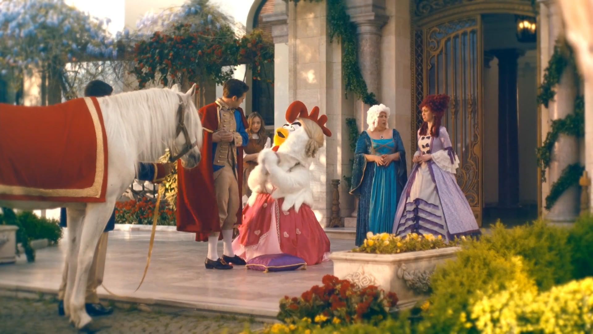 Popeyes Cinderella (Director's Cut)