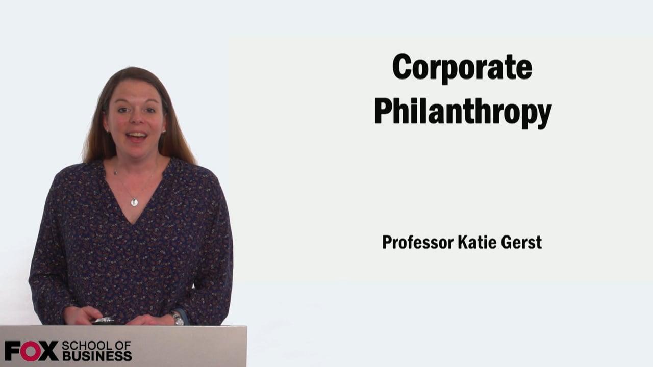 59027Corporate Philanthropy