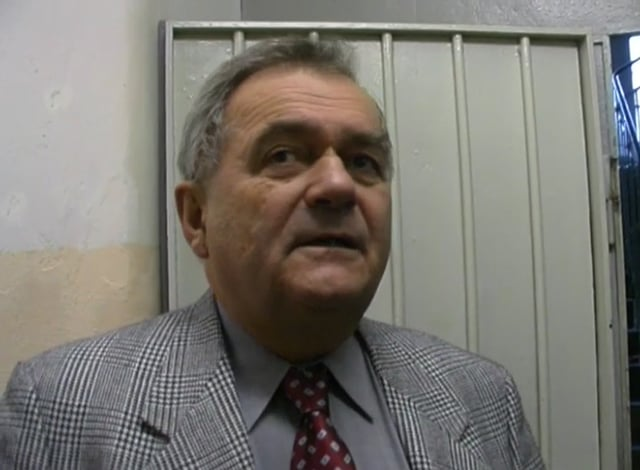 Begehung der Stasi-Sonderhaftanstalt Bautzen II mit den ehemaligen Häftlingen Feridoun und Hossein Yazdi