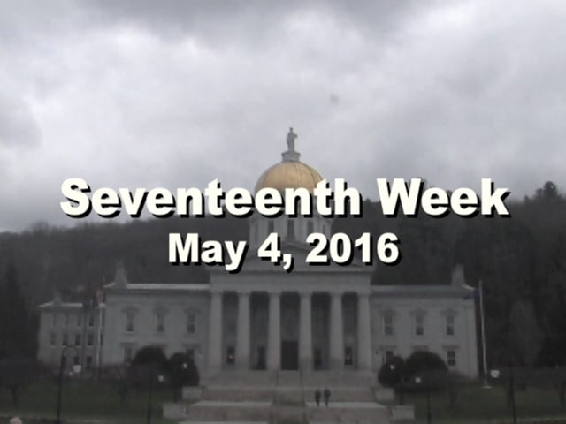Under The Golden Dome 2016 Week 17
