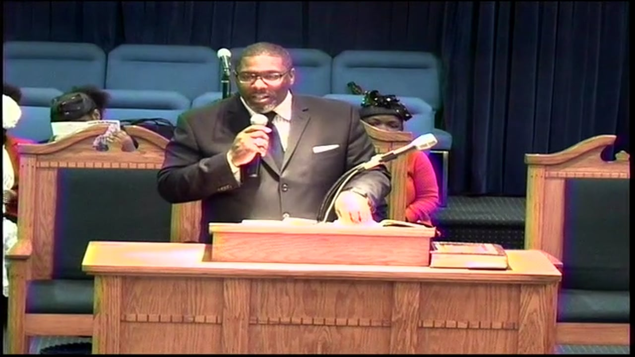 04-30-16, Pastor Vivian Grubb, Not Another Night