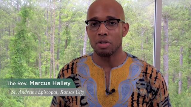 Marcus Halley: Radical Invitation