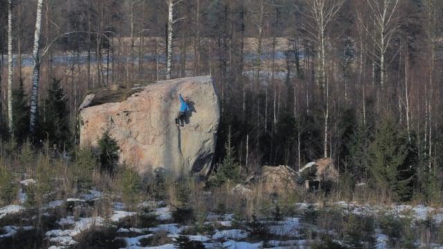 Random Boulders – Sisu Masters 2016 from Blue Kangoo Films