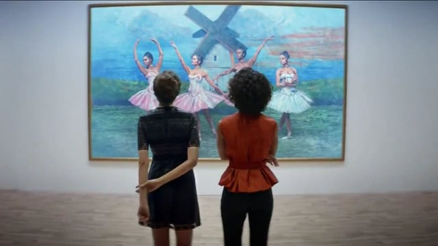 "Bud Light Lime-A-Rita ""Art Museum Dance Party"" Song by Nelly / Dir.: Shane Valdez"