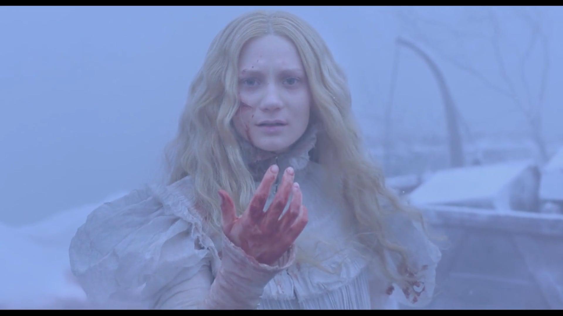 Crimson Peak: The Monster House & The Monstrous Feminine (Video essay)